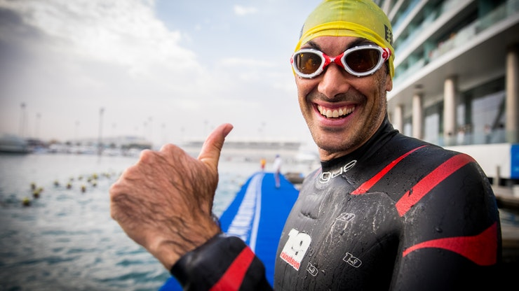 50 DAYS TO GO UNTIL THE ITU WORLD TRIATHLON ABU DHABI 2018