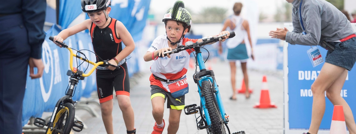 Ready, Set, Go! Entries For Daman World Triathlon Abu Dhabi 2019 selling fast
