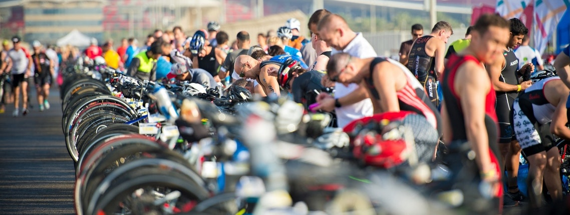 Entries open for ITU World Triathlon Abu Dhabi 2019