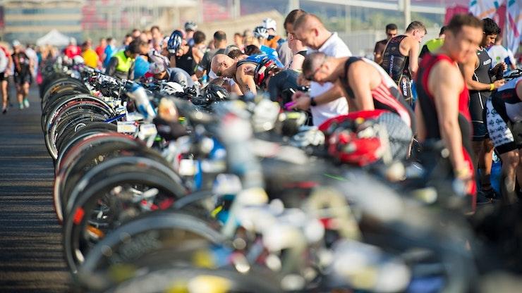 Entries open for ITU World Triathlon Abu Dhabi 2019