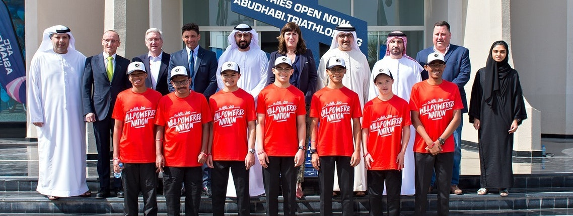 World's Greatest To Appear At Daman World Triathlon Abu Dhabi 2019