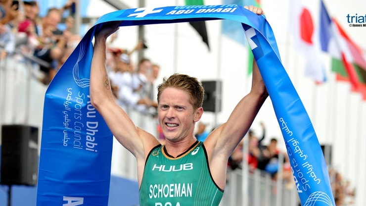 FANS TREATED TO THRILLING TRIATHLON SPECTACLE AS SCHOEMAN & KLAMER LIGHT UP THE CAPITAL