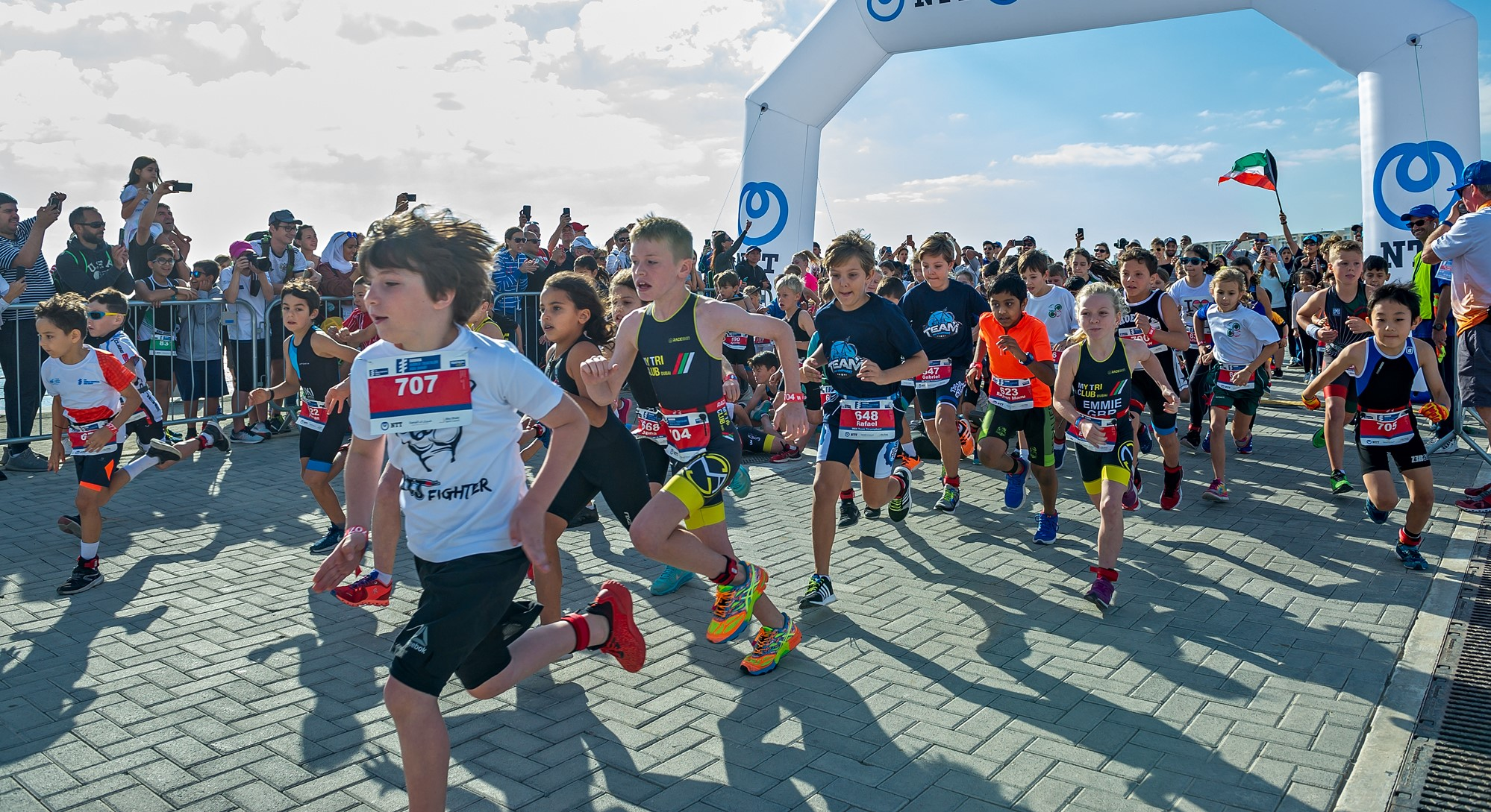 ITU World Triathlon Abu Dhabi 2020