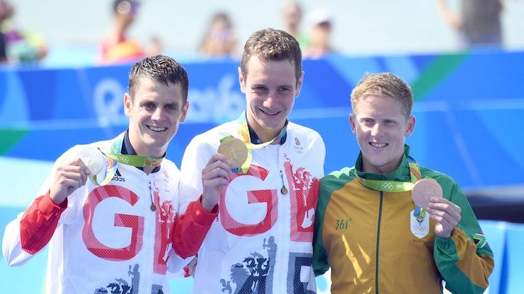RIO 2016 OLYMPIC PODIUM SET TO  GO HEAD-TO-HEAD AT THE  ITU WORLD TRIATHLON ABU DHABI