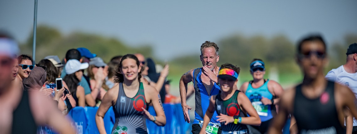 19 Race Categories, including Duathlon Races, announced for ITU World Triathlon Abu Dhabi