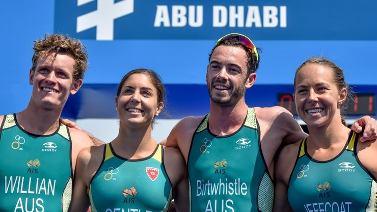Mixed Relay Delivers a Captivating Closure to DWTAD 2019