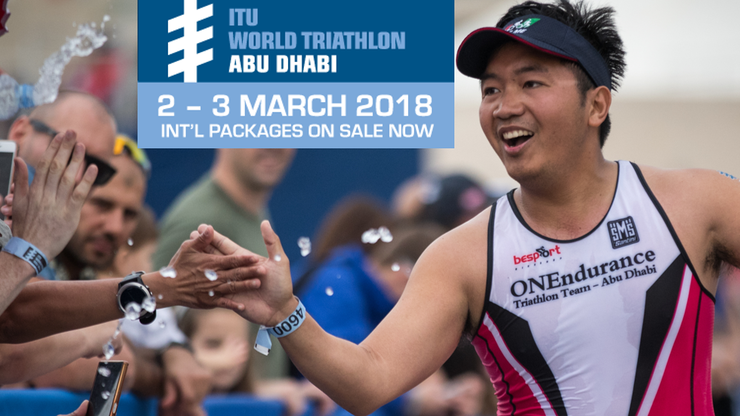 #WTSABUDHABI SET TO RETURN ON 2-3 MARCH 2018