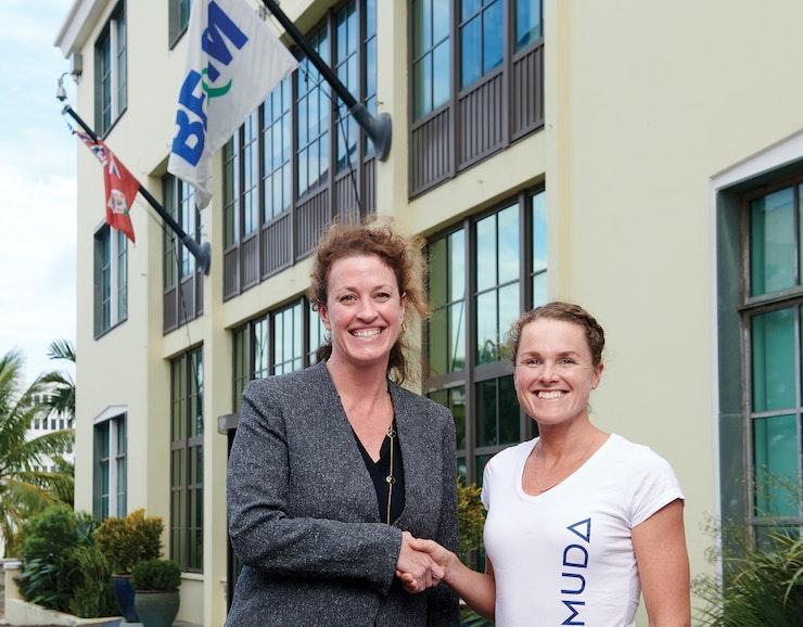 BF&M has been named as a Main Sponsor for the ITU World Triathlon Bermuda