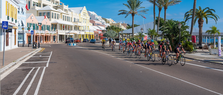 Bermuda to host 2021 World Triathlon Sprint & Relay Championships
