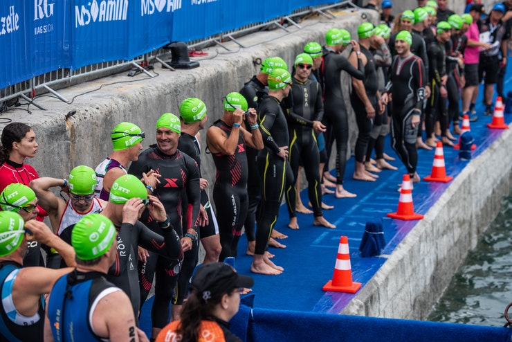 Your Results from the First World Triathlon Bermuda