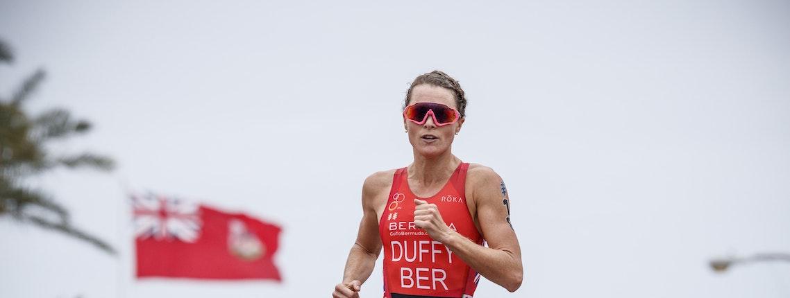 Flora Duffy withdraws from WTS Bermuda start list