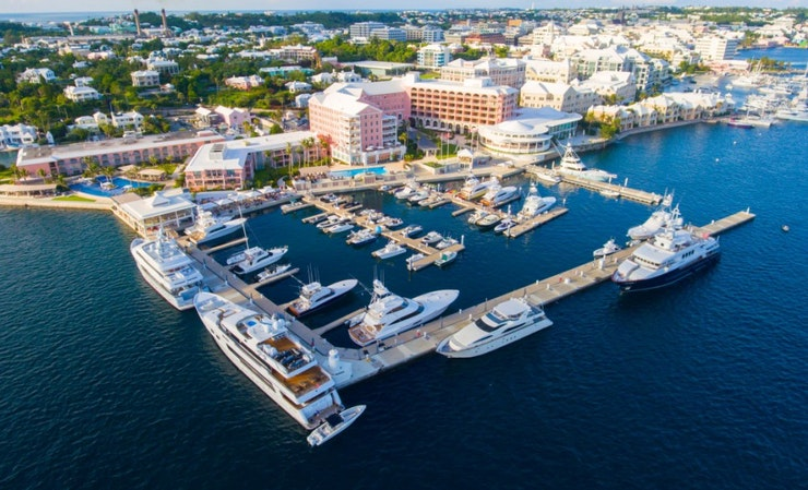 "Hamilton Princess & Beach Club Announced as ""Official Event Hotel"" for World Triathlon Bermuda"