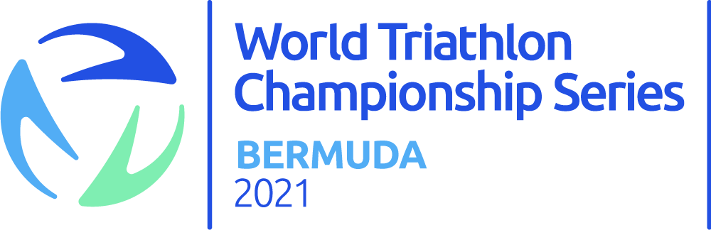 2021 World Triathlon Sprint & Relay Championships Bermuda logo