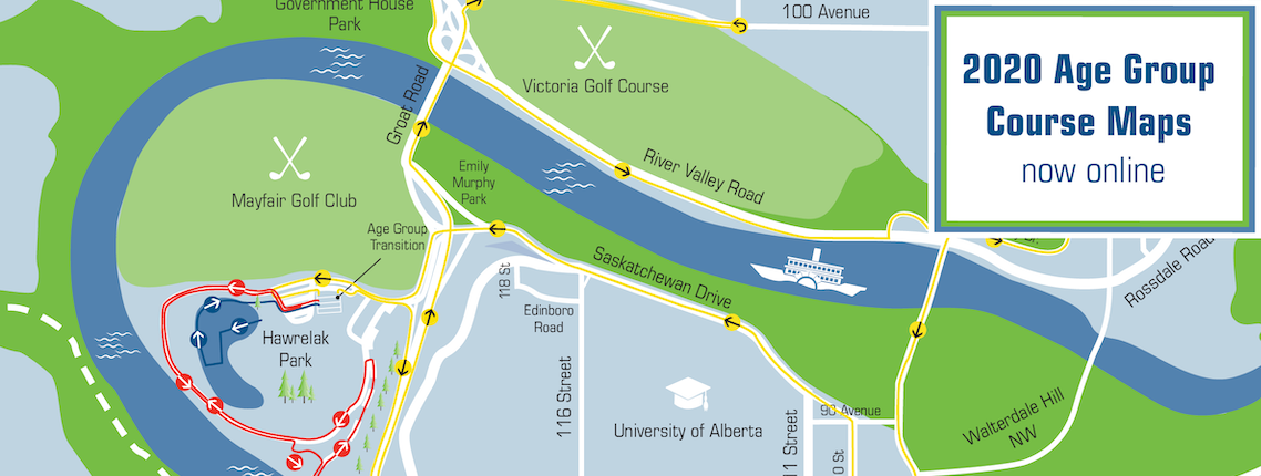 2020 Age Group Course Maps Online