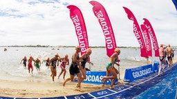 ITU World Triathlon Gold Coast 2015