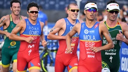 ITU WORLD TRIATHLON GOLD COAST 2017