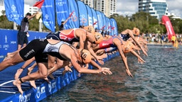 ITU WORLD TRIATHLON GOLD COAST 2016