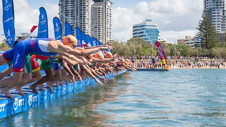 Jewel Gold Coast Triathlon Set to Sparkle
