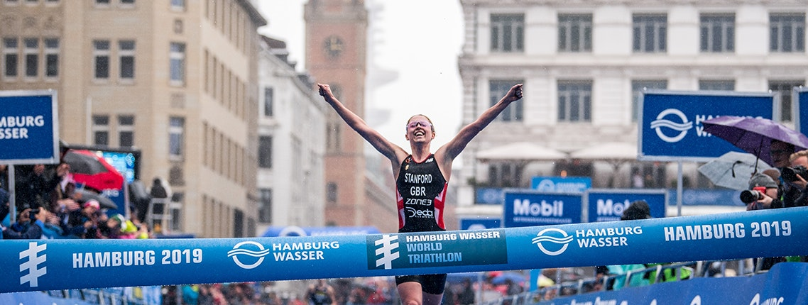Absoluter Showdown der Triathlon-Elite in Hamburg