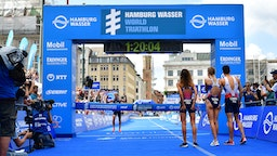 HAMBURG WASSER World Triathlon 2018 | Elite
