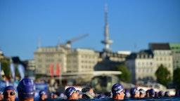 HAMBURG WASSER World Triathlon 2018 | Jedermannteilnehmer