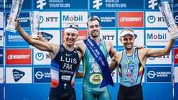 HAMBURG WASSER WORLD TRIATHLON 2019 / ELITE