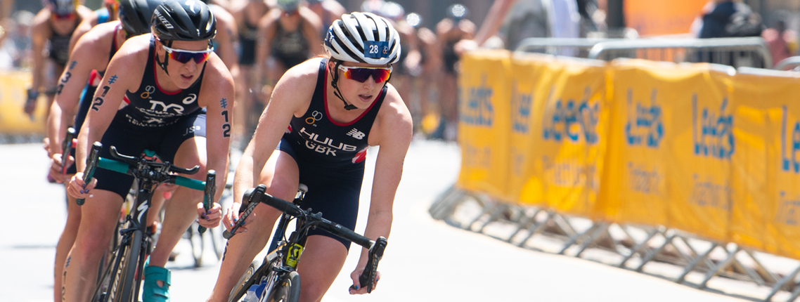 Join the World's Best for your triathlon challenge