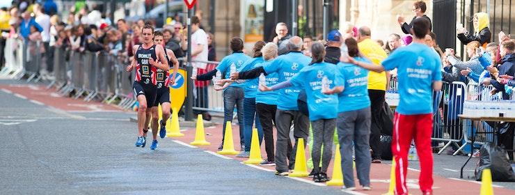 100 days to go until ITU World Triathlon Series arrives in Great Britain