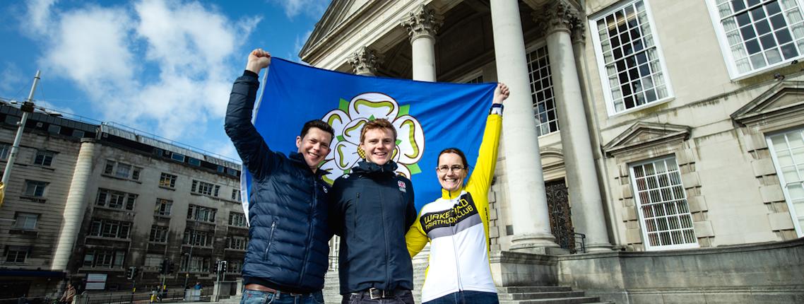 Yorkshire Championships set to debut at ITU World Triathlon Series event