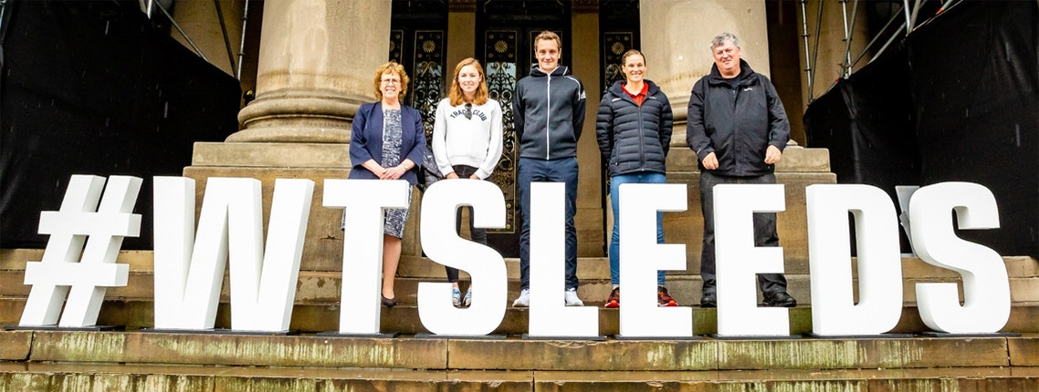 World's best return to Leeds for triathlon showdown
