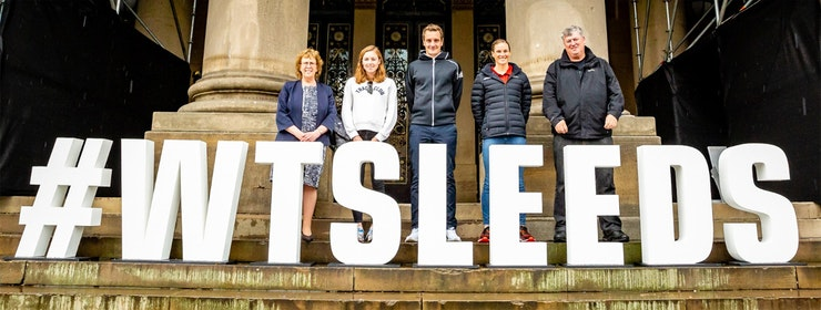 World's best return to Leeds for triathlon showdown