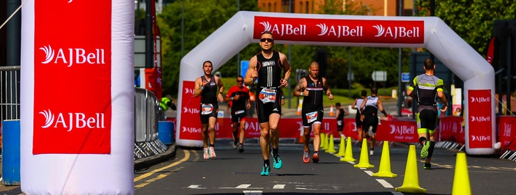 British Age-Group Champions crowned at AJ Bell World Triathlon Leeds
