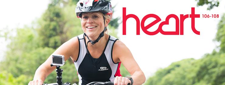 Heart FM named as Official Radio Supplier to AJ Bell World Triathlon Leeds