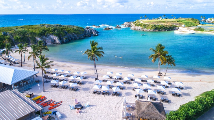 Win a trip to Bermuda as part of Recommend a Friend Campaign