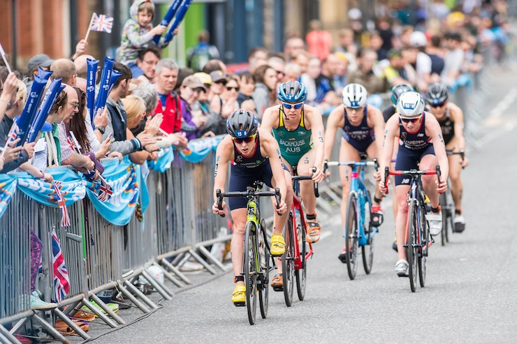 Schedule confirmed for ITU World Triathlon Leeds 2018