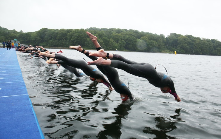 British Triathlon Youth and Junior Super Series entries open