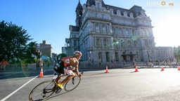 2016 Montreal ITU Triathlon World Cup - Men