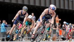 2017 ITU World Triathlon Montreal - Men