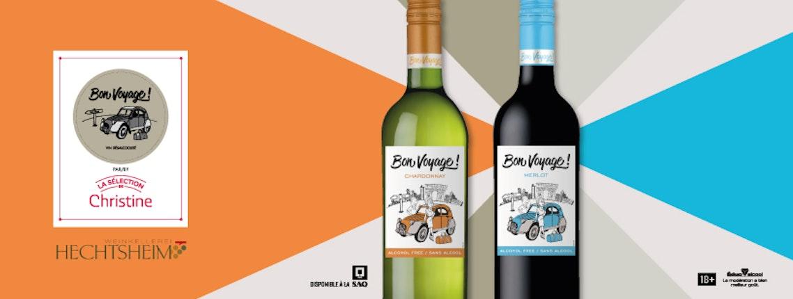 Bon Voyage wines