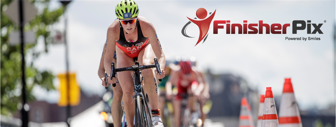CONGRATULATIONS ON FINISHING THE ITU MONTREAL, PRESENTED BY SPORTIUM