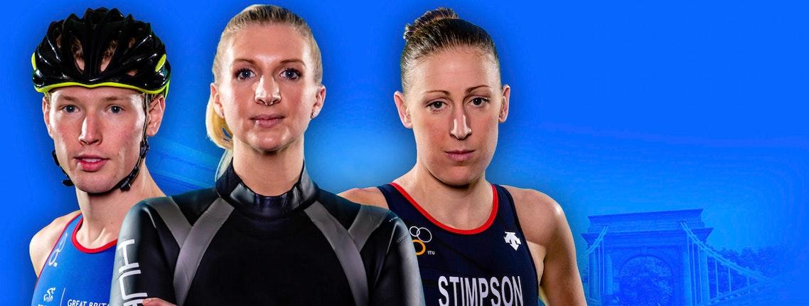 Becky Adlington signs up for Accenture World Triathlon Mixed Relay Nottingham