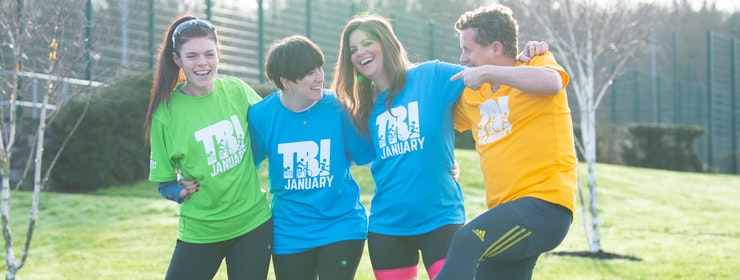 #TriJanuary marks five months to go until World Triathlon Series heads to Britain