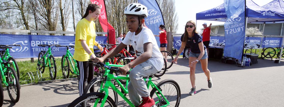 50-day countdown until Olympic triathlon hopefuls hit Nottingham