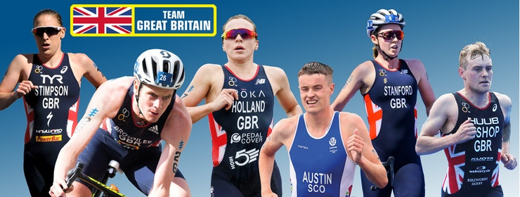 Brownlee and Holland named amongst six-strong GB squad for Nottingham Mixed Relay event