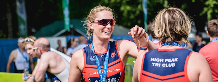 Non-stop day of triathlon action in Nottingham
