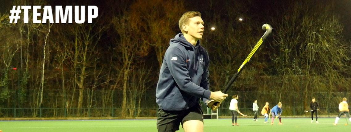Local Nottingham Hockey club team up to talk triathlon