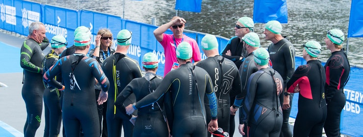 First entries to Accenture World Triathlon Mixed Relay Nottingham now OPEN