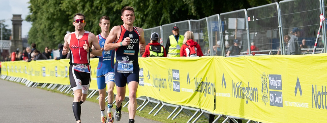 #WTSNottingham provides all ages and abilities the opportunity to take on their multisport challenge