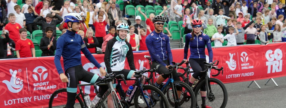 World's best return to Nottingham for duathlon showdown