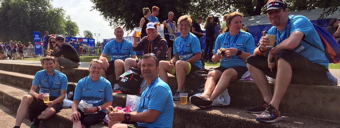 Tri-X top the charts on club day out